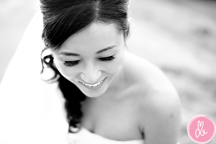 Asian Makeup, Weddings. Season's Greetings! Bride's hair and makeup: Sarah
